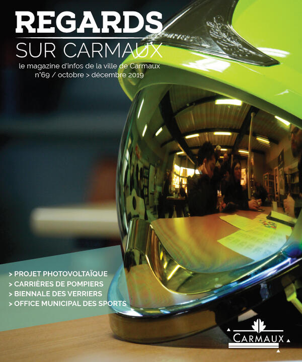Publication: Magazine Municipal // REGARDS SUR CARMAUX - RSC 69 - Octobre 2019