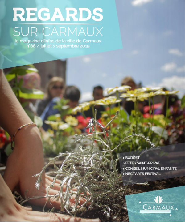 Publication: Regards sur Carmaux n°68